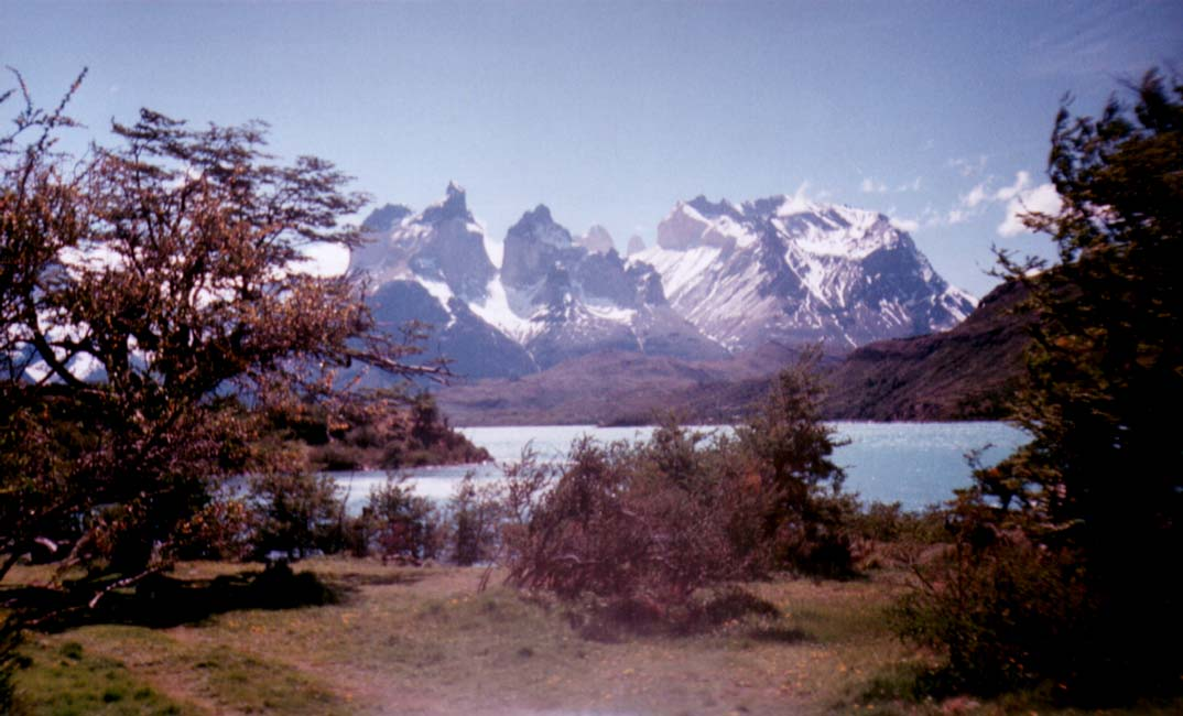 Views from Torres del Paine National Park - Chile